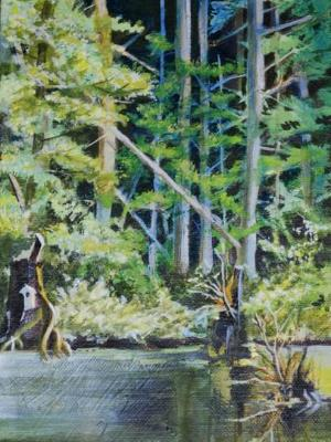 Four Springs Pond (Sold)